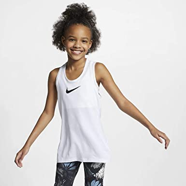 Nike Girls' Pro Dri-FIT Racerback Tank