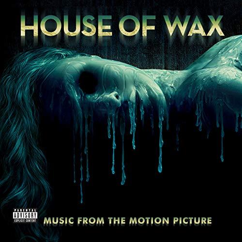 House Of Wax Soundtrack (Wax Soundtrack House Of)