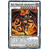 YU-GI-OH! - Red Dragon Archfiend (HSRD-EN023) - High-Speed Riders - 1st Edition - Common