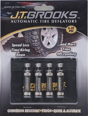 9. J.T. Brooks Automatic Tire Deflators