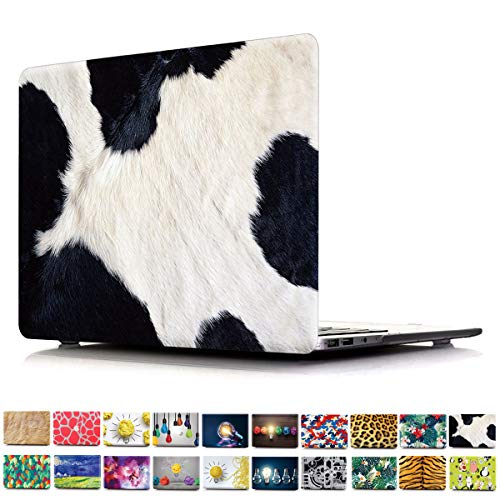 2016/2017/2018 MacBook Pro 13 Case A1706/A1708/A1989 PapyHall Newest 2 in 1 Color Printing Plastic Shell Cover for MacBook Pro 13