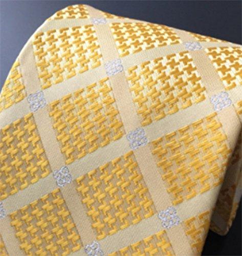 Neck Fashion Men's for Pattern Daily Party Ball Tie BOROMOMO Plaid life Dating Business Tartan Tie Wedding gBEdxdqw5