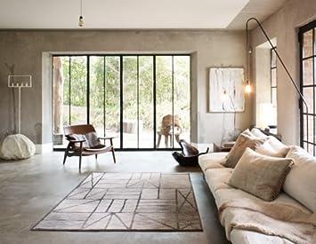 Fußboden Schlafzimmer Xl ~ Alfa f&s modern interior 80 x 150 cm moderner wohnzimmer teppich