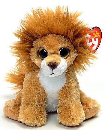 Amazon.com  Ty Midas le Lion  Toys   Games f31840d0475f