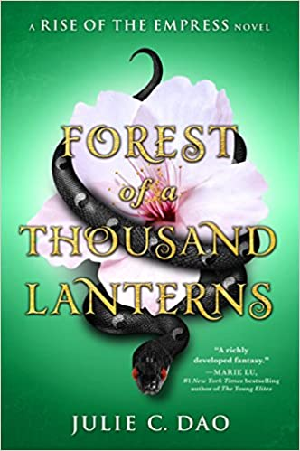 Image result for forest of a thousand lanterns julie dao""