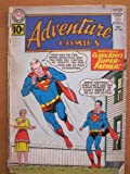 Adventure Comics #289, Oct. 1961. Superboy, Bizarro World