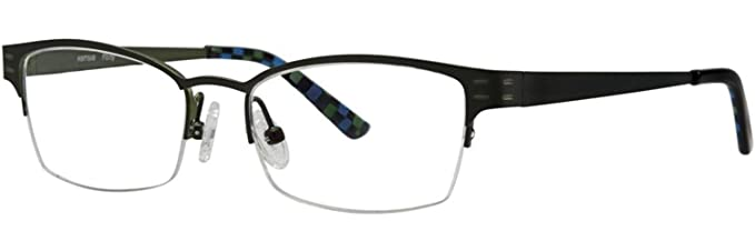 Amazon.com: KENSIE Eyeglasses FLIRTY Fern 47MM: Clothing