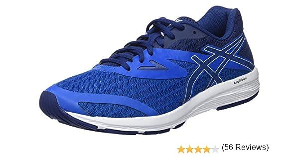 Asics Amplica, Zapatillas de Entrenamiento para Hombre, Azul (Race Blue/Deep Ocean 400) 40 EU: Amazon.es: Zapatos y complementos