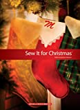 img - for Sew It for Christmas book / textbook / text book