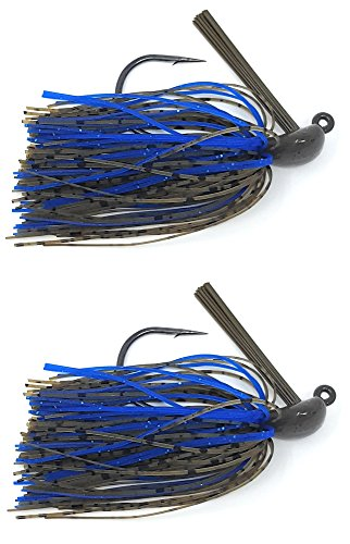 Reaction Tackle Tungsten Flipping Jigs (2-Pack)