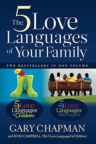 5 Love Languages of Your Family, The (2-in1) (Paperback)