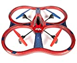 World Tech Toys 2.4Ghz Marvel - Spider-Man Super Drone 4.5 Channel RC Drone