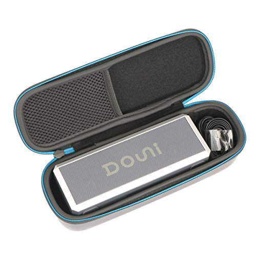 Baval Hard Travel Case for Douni (A7) 20W NFC Portable Bluetooth Wireless Stereo Speaker
