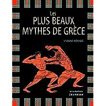 Plus beaux mythes de Grèce (Les)