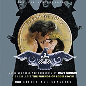 Dave Grusin The Friends Of Eddie Coyle Three Days Of The