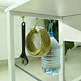 Magnetic Hooks Neodymium,10L0L Powerful Magnet Hook