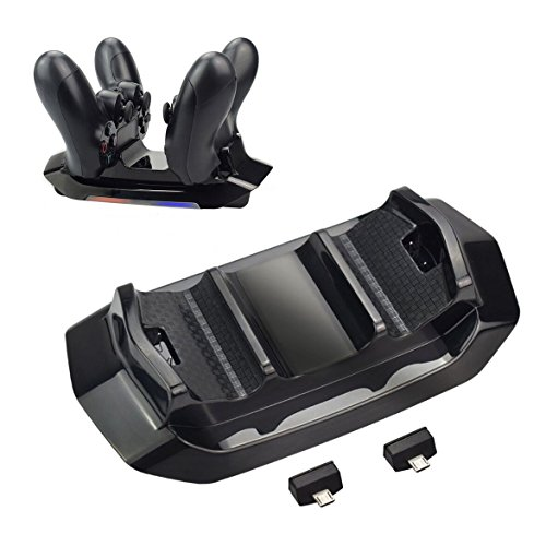 Price comparison product image SubClap PS4 Controller Charging Station