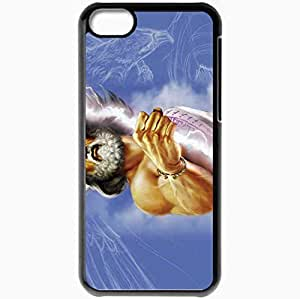 Personalized iPhone 5C Cell phone Case/Cover Skin Age Of Mythology Black