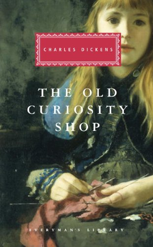 book cover of The Old Curiosity Shop