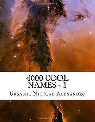 4000 cool names - 1