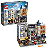 good looking dental office design ideas LEGO Creator Expert Assembly Square 10255 Building Kit