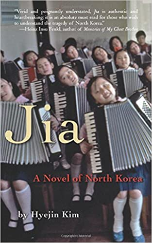 Image result for BOOK COVER JIA: A NOVEL OF NORTH KOREA
