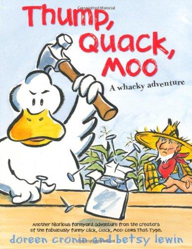 Thump Quack Moo Doreen Cronin product image