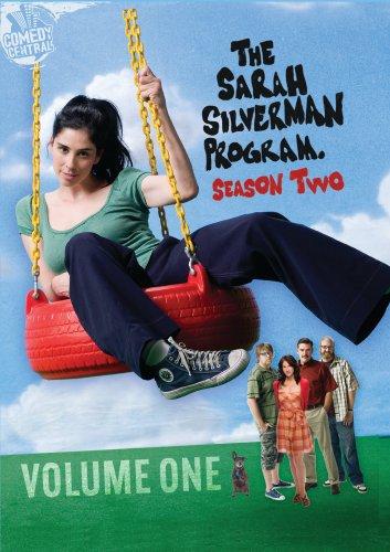 DVD : Sarah Silverman - The Sarah Silverman Program: Season Two Volume 1 (Full Frame, Dolby, Slim Pack, Slipsleeve Packaging, Sensormatic)