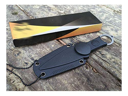 Buy necklace knife with sheath