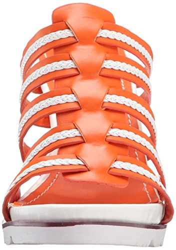 Orange Sandal Lips Wedge Women Too 2 Umbre Too n0dwYwqX