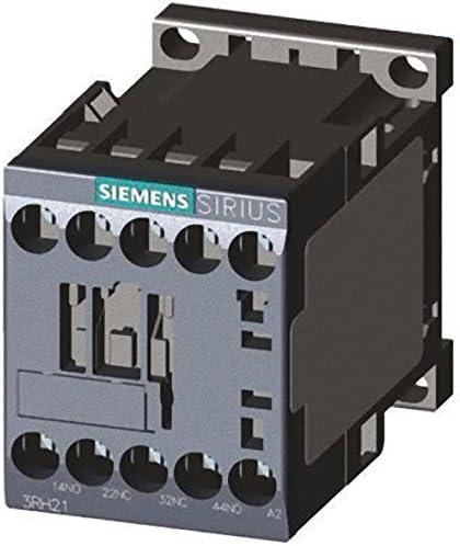 Wechselschalter AC-3 4 kw 400 V 1 nc Wechselstrom 24 V s00 Schraube Siemens