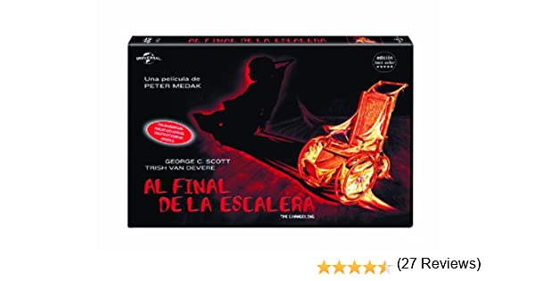 Al Final De La Escalera - Edición Horizontal [DVD]: Amazon.es: George C. Scott, Trish Van Devere, Melvyn Douglas, John Colicos, Peter Medak, George C. Scott, Trish Van Devere, Vv.Aa.: Cine y Series