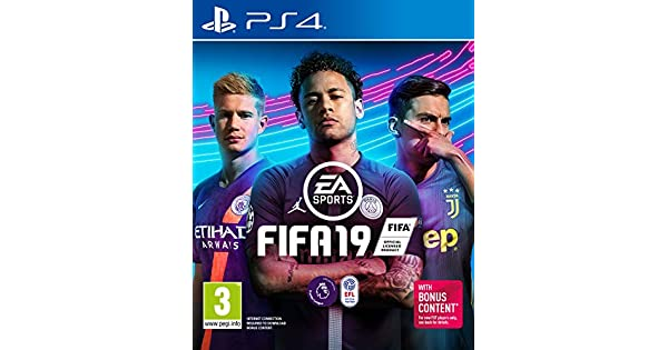 Amazon com: FIFA 19 (PS4): PC: Video Games
