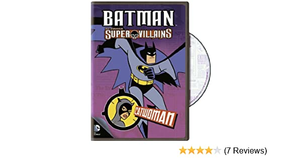 Amazon.com: Batman Super Villains: Catwoman: Various: Movies ...