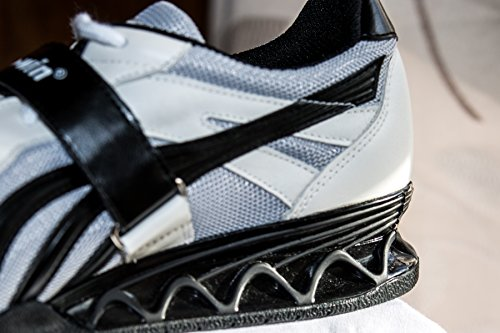 Power white 15 UK4 Win Lu Do 3 black Gong weightlifting shoes vxY0vwZUq