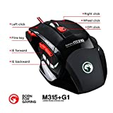 MARVO-Gaming-Mouse-Fire-Key-7-Button-USB-Ergonomic-Wired-computer-Mouse-and-Mouse-Pad-3-Color-LED-Light-PC-computer-Mouse-For-PCLaptopsComputer-Mice-USB-MOUSEM315G1