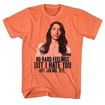 Brooklyn Nine-Nine Comedy TV Show Fox Series No Hard Feelings Adult T-Shirt Tee