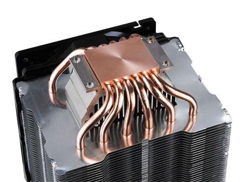 Cooler Master Hyper 612 PWM 82.9 CFM Sleeve Bearing CPU Cooler