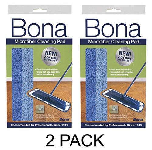 Bona Microfiber Cleaning Pad Pack