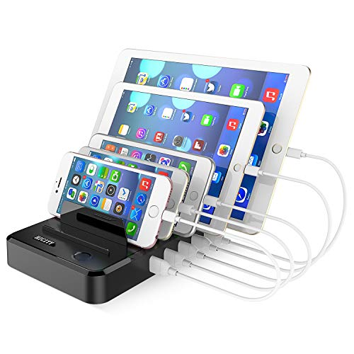 HICITY Power Strip with USB Charging Strip