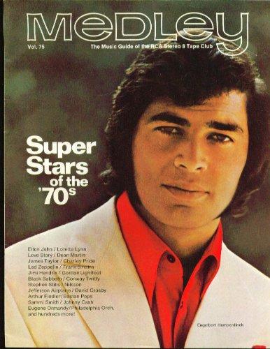Englebert Humperdinck MEDLEY Super 8 Tape Club 70s