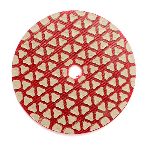 (Z-LION Flexible Dry Diamond Polishing Pads 4