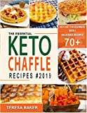Keto Chaffle Recipes: 70+ Incredible & Irresistibly Low Carb Ketogenic Waffles to Lose Weight, Boost Metabolism and Live Healthy (Keto Redefined Book 4)