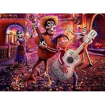 Ceaco Disney/Pixar Coco Jigsaw Puzzle, 300 Pieces: Toys & Games