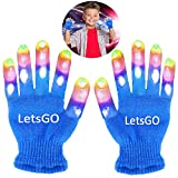 My-My Flashing LED Light Gloves - Best Gifts for Kids