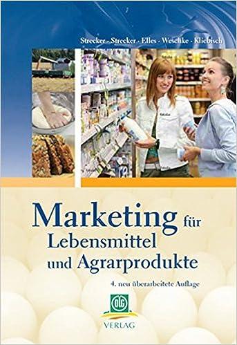 marketing fr lebensmittel und agrarprodukte