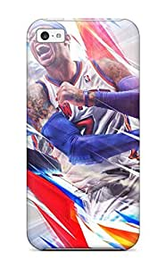 For Iphone 5c Fashion Design Carmelo Anthony Case-SdLJEfP2686oOptl
