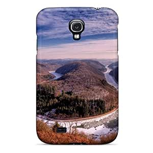 - The River Saar In France Protective Case Compatibel With For Case Ipod Touch 4 Cover