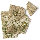 Moon Juice - Raw / Organic / Green Fermented Seed Crisps (3-Pack)