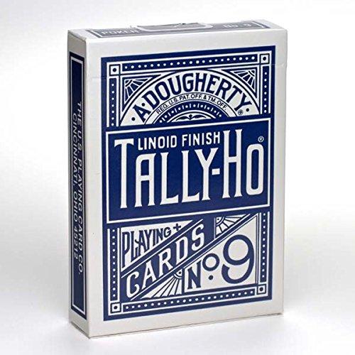 Cards Tally Ho Circle Back (Blue) Cards Tally Ho Circle